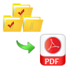 Move Desirable data into PDF Format